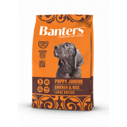 Banters Puppy Junior Large...