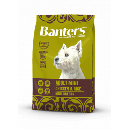 Banters Dog Adult Mini...