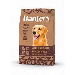 Banters Dog Adult Medium...