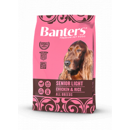 Banters Dog Senior Light...