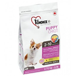 1ST CHOICE PUPPY Toy&Small...