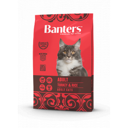 Banters Cats Adult индейка...